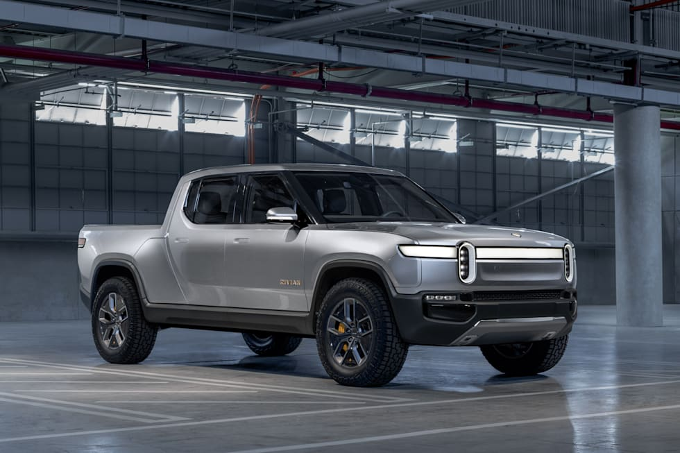 Gallery Rivian R1t Electric Truck 14 Photos