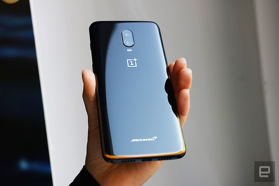 The Oneplus 6t Mclaren Edition Packs 10gb Of Ram Engadget