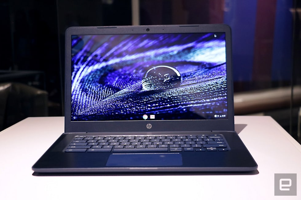 HP Chromebook 14 AMD hands-on