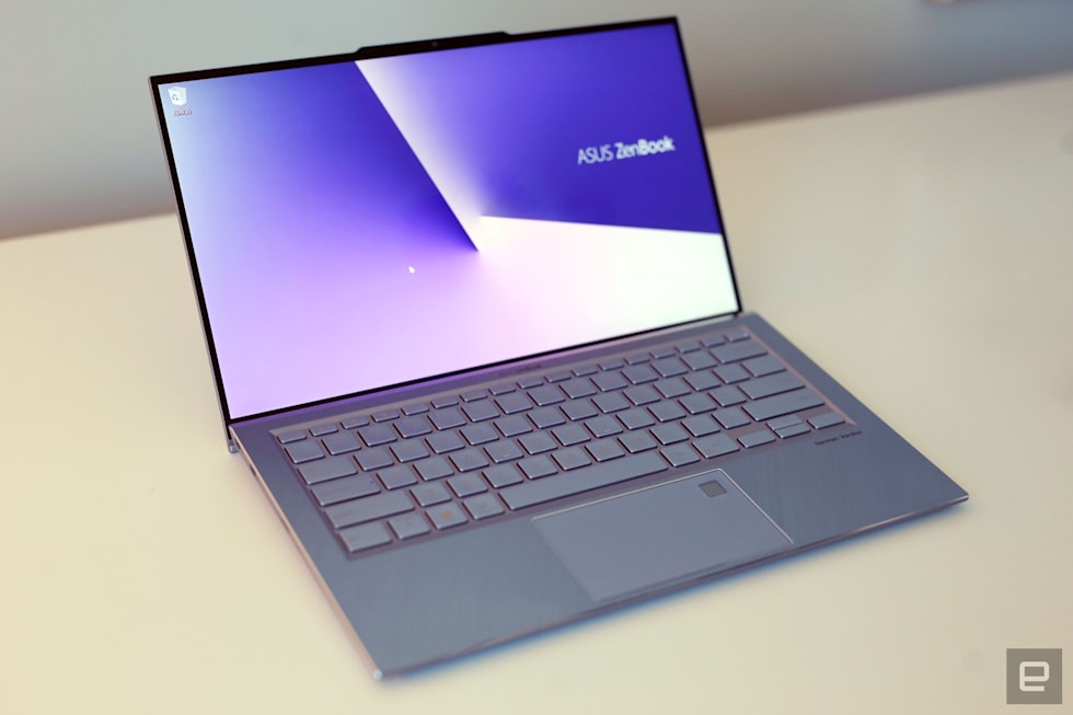 Hands-on with the ASUS ZenBook S13
