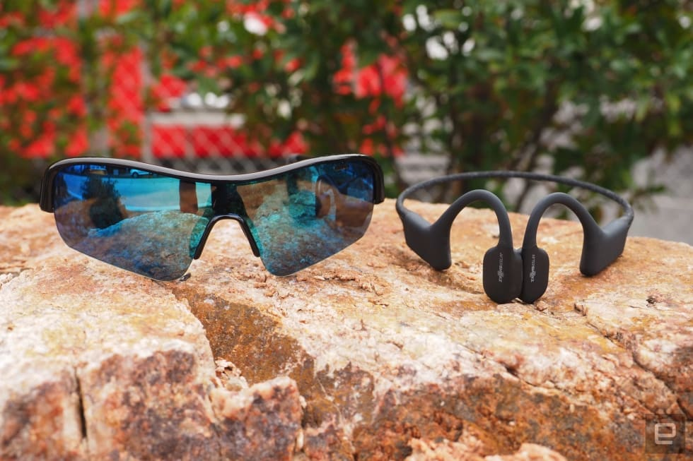 AfterShokz Xtrainerz / OptiShokz Revvez