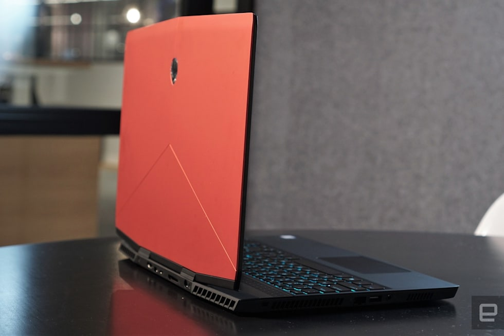 Alienware m15 review: Dell's first thin gaming laptop ...