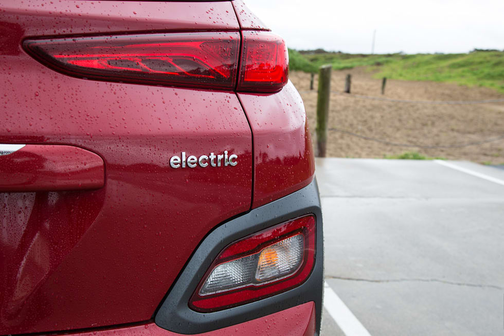 Hyundai's Kona EV is the car you didn't know you were waiting for