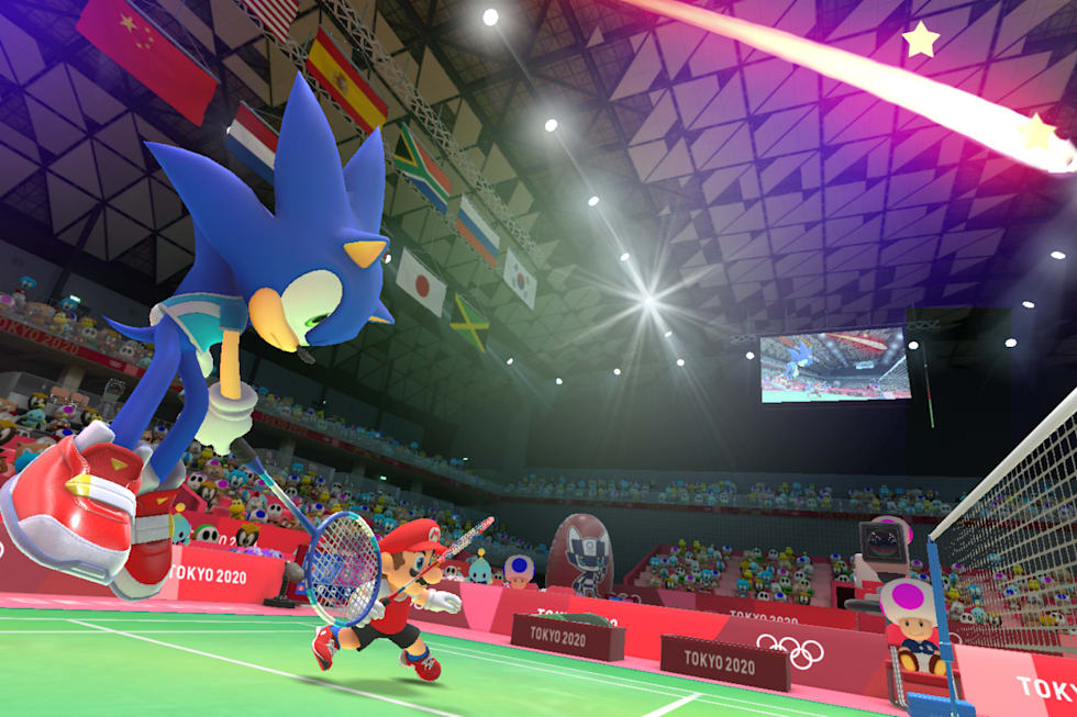 2020 Tokyo Olympic official licensed games