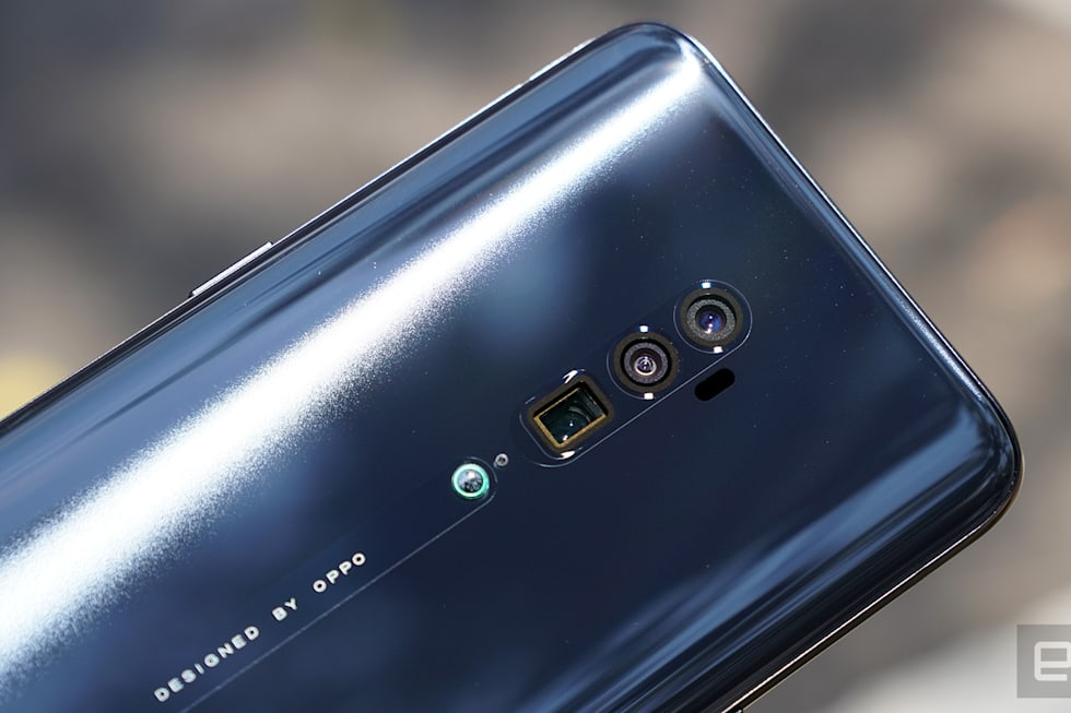How Oppo fit a 10x zoom camera into its 5G phone