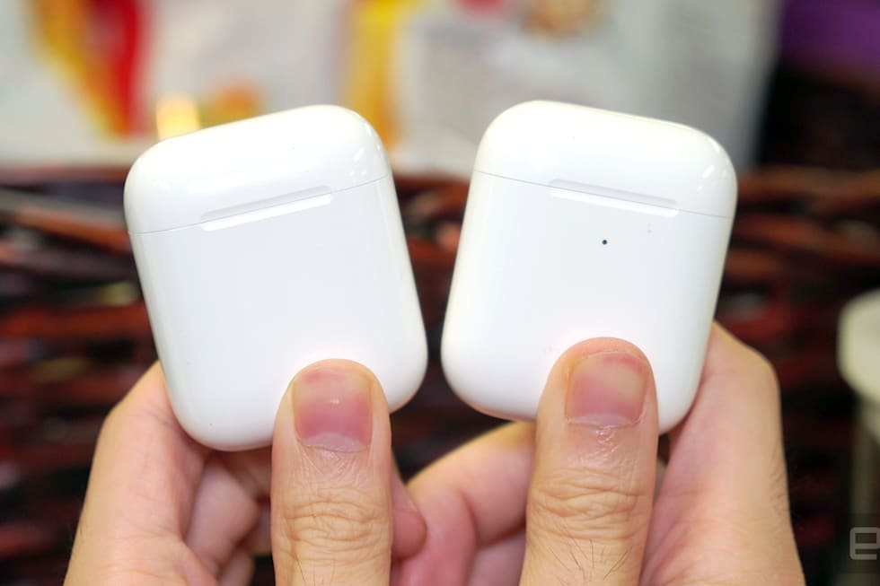 AirPods 二選一?