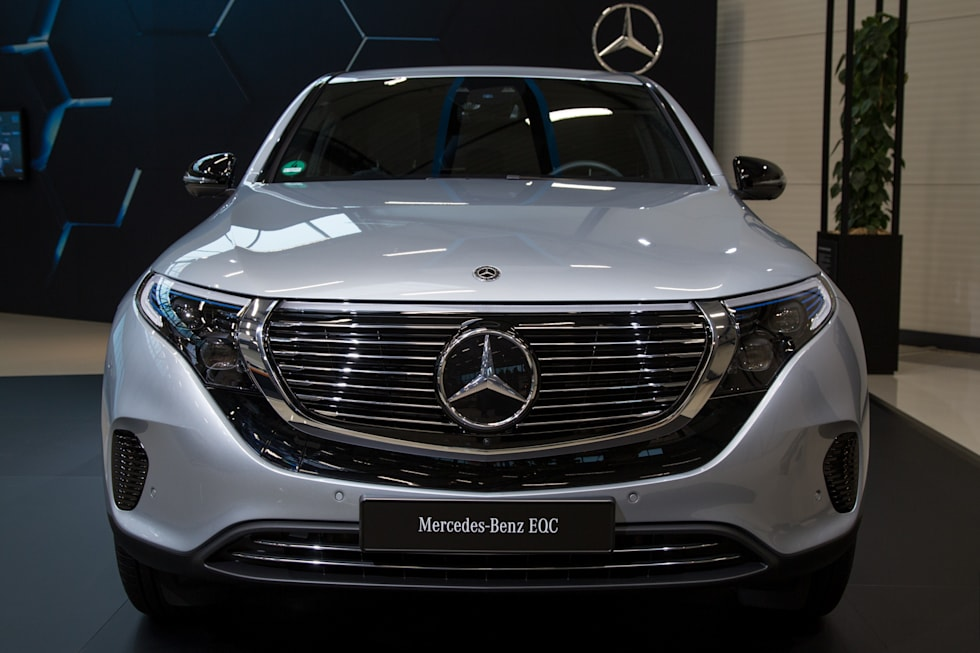 2020 Mercedes EQC: Design, Specs, Mileage, Arrival >> The Mercedes All Electric Eqc Is Luxury First Ev Second