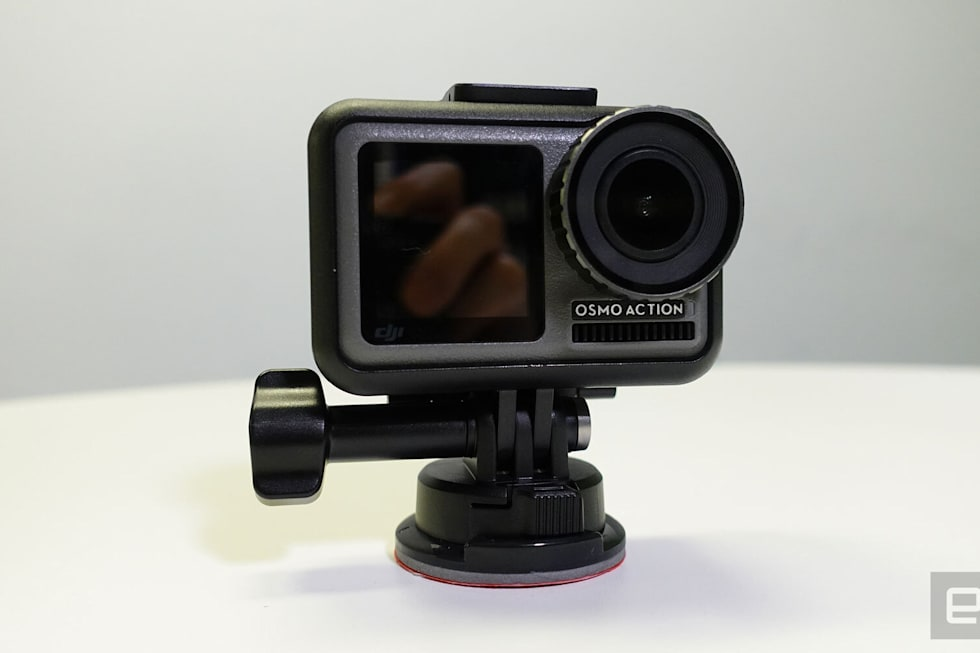 DJI Osmo Action 香港動手玩