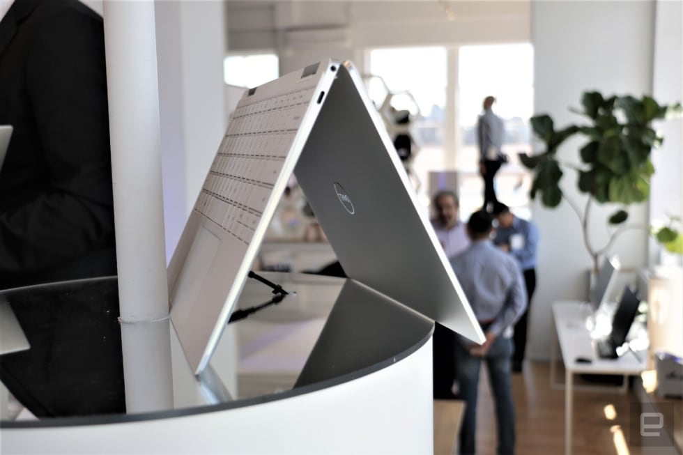 Dell's new XPS 13 2-in-1 is its most stylish laptop yet