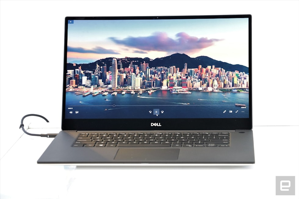 Dell XPS 15 (2019) hands-on