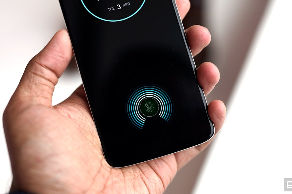 Moto Z4 hands-on