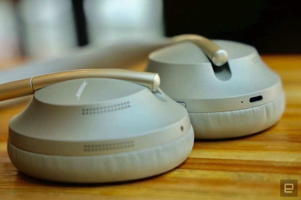 dc3bd7a6427 Gallery: Bose Noise Cancelling Headphones 700 hands-on | 12 Photos