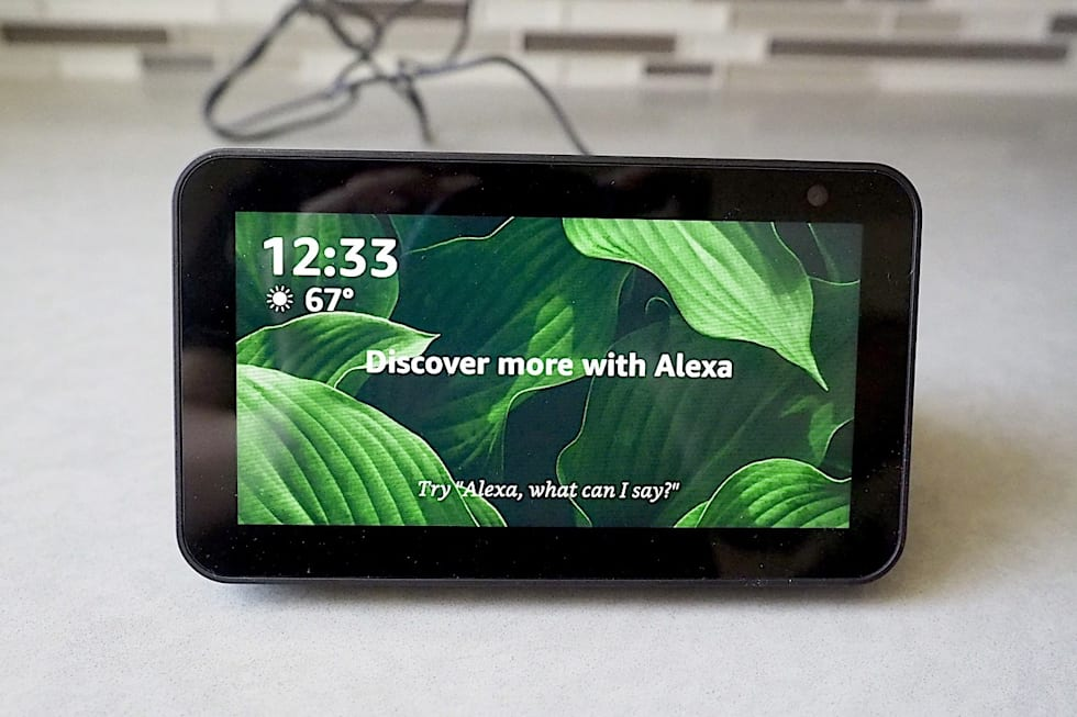Amazon Echo Show 5 review: An Alexa display with alarm clock smarts