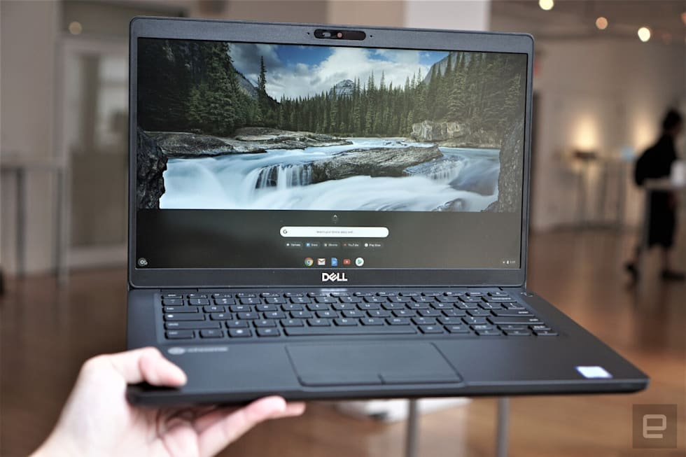 Google and Dell team up on the first Chromebooks made for