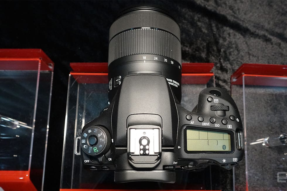 Canon EOS 90D 香港動手玩