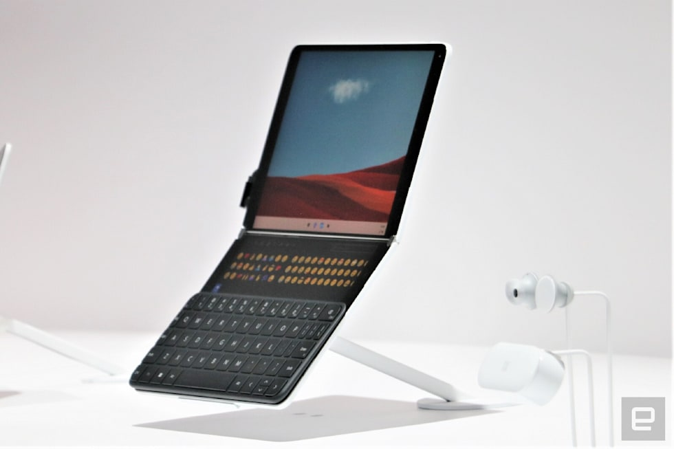 Microsoft Surface Neo first look