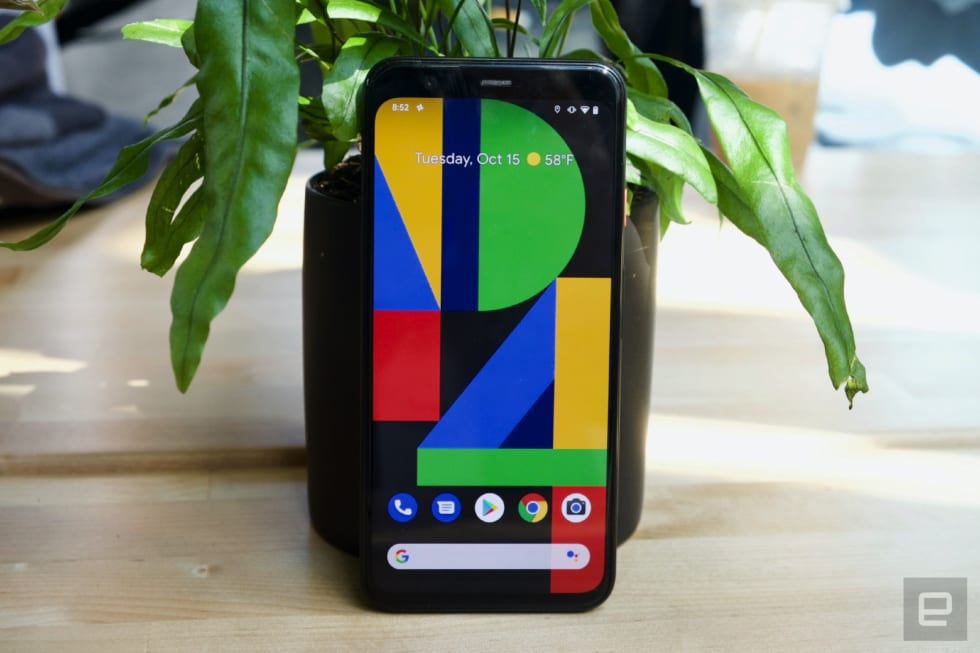 Pixel 4 and 4 XL hands-on