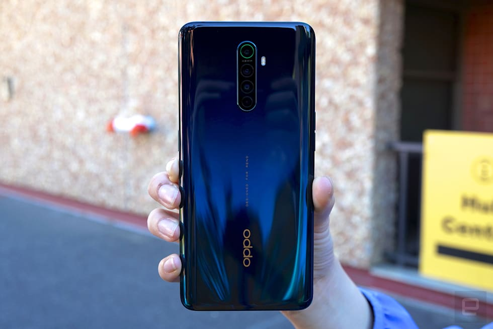 Oppo Reno Ace 评测