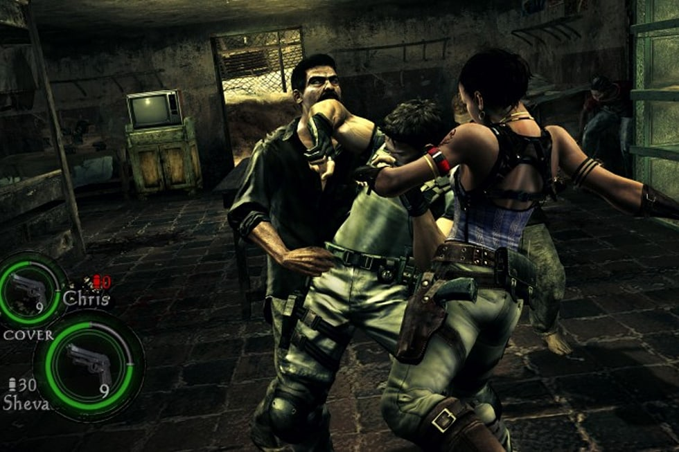 Joystiq Interview Resident Evil 5 Producer Jun Takeuchi Engadget