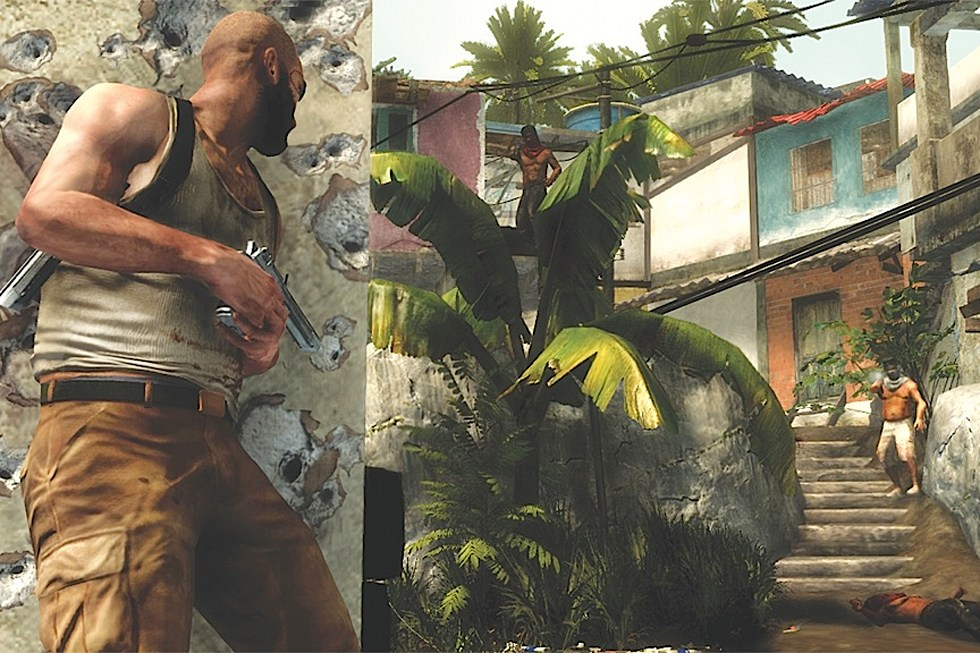 Max Payne 3 S New Environments And Plus Sized Hero Previewed