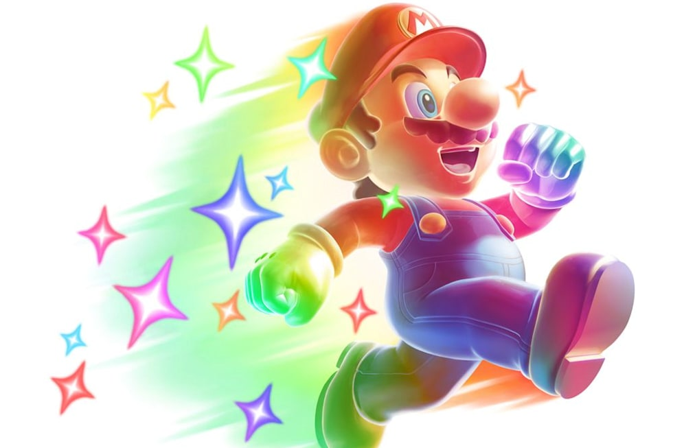 New Super Character Art From New Super Mario Bros Wii Engadget