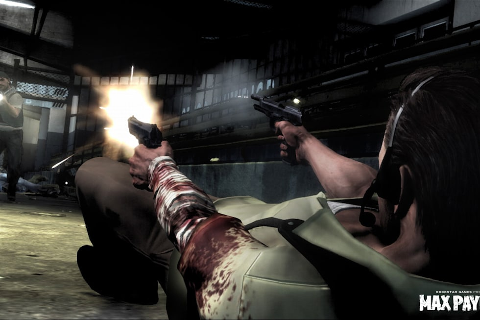 Max Payne 3 Screens Bring Back Bald Max Engadget