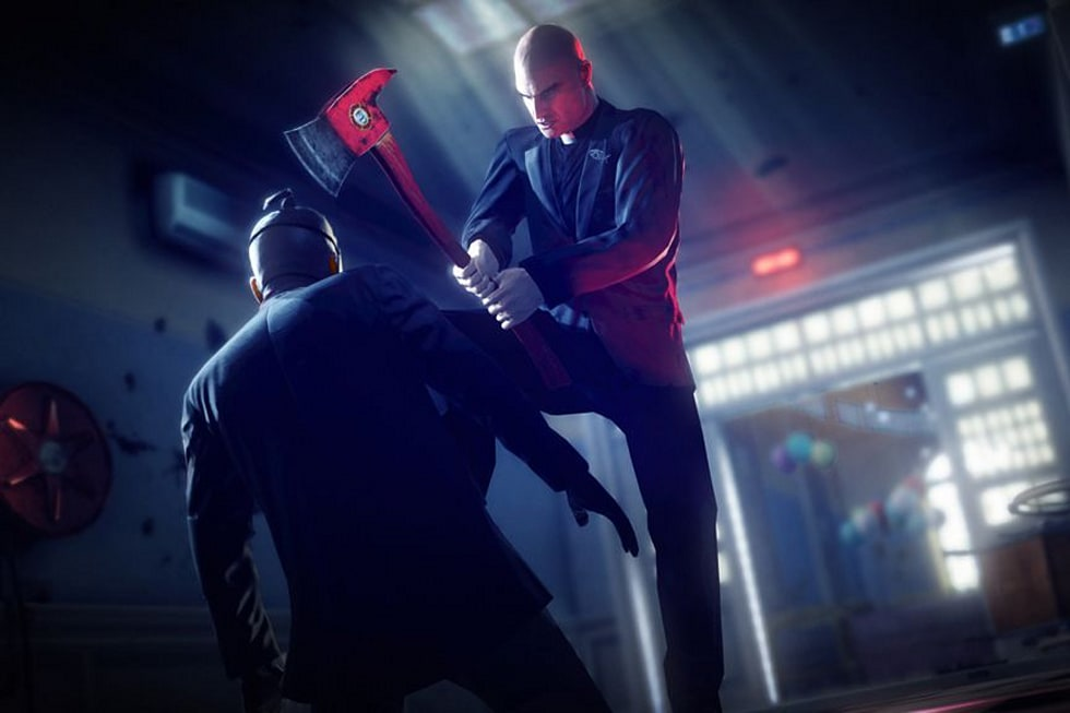 Humanizing A Killer With Hitman Absolution Engadget