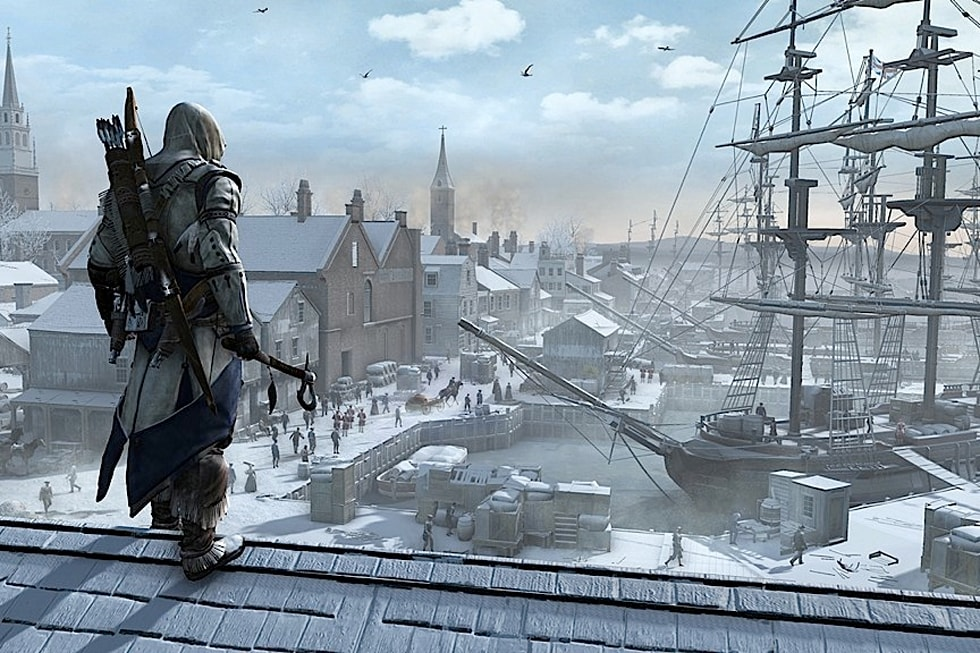 Assassin S Creed 3 Rebuilding A Series During The Birth Of A