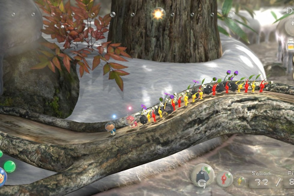 Pikmin 3 Review To Boldly Go Engadget