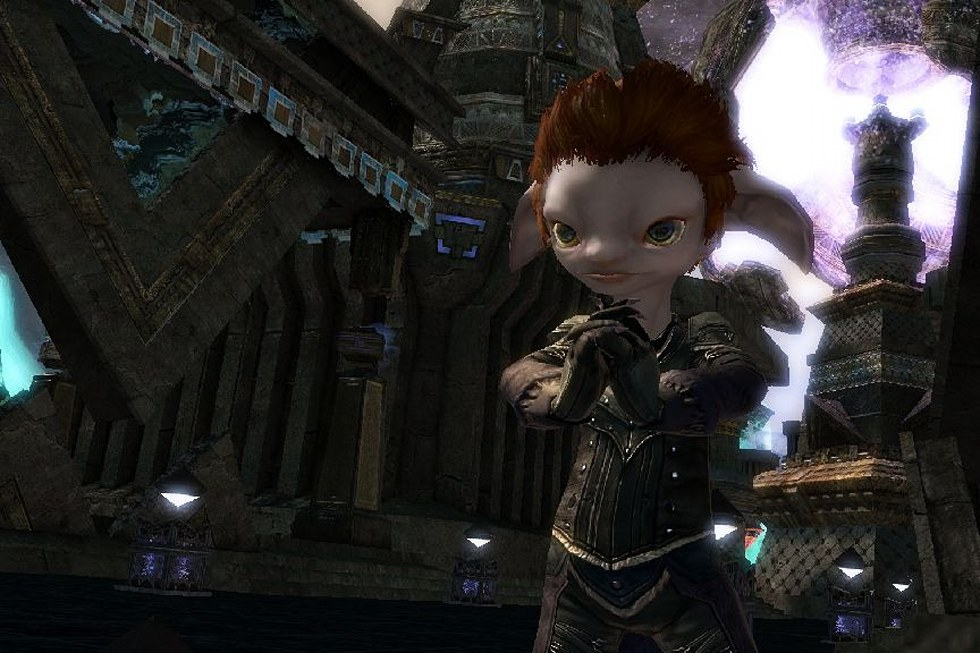 You Can Have A Shark As A Pet Arenanet Unveils The Guild Wars 2 Ranger Engadget