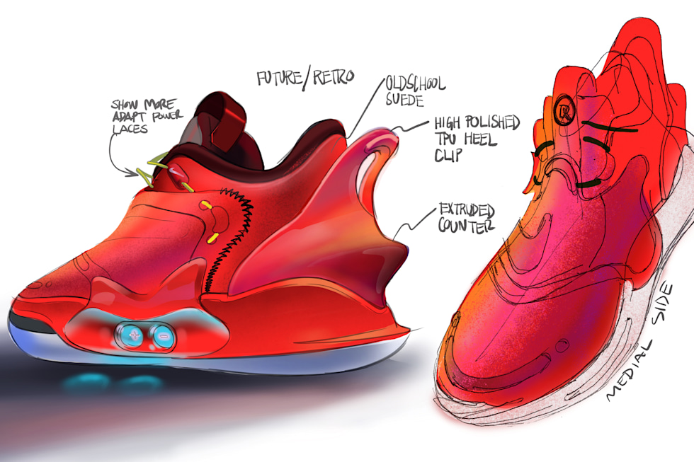 Nike S New Self Lacing Basketball Shoes Go On Sale Sunday For 400 Engadget