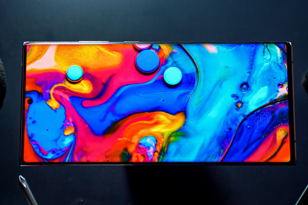 Samsung Galaxy Note 20 Ultra review: Unabashedly over the top