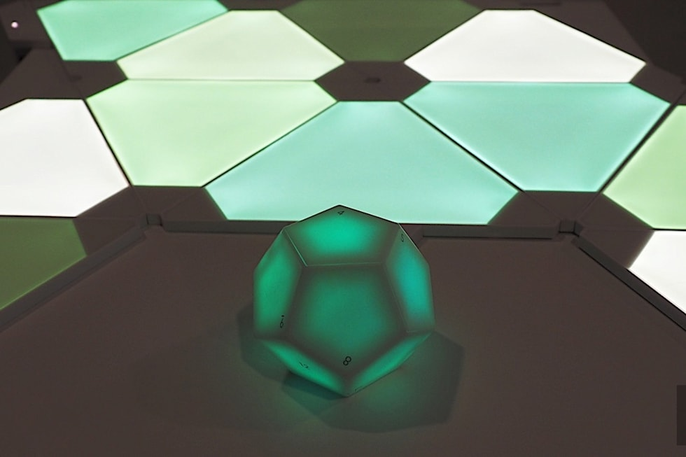 Nanoleaf Wants You To Control Your Smart Home With A