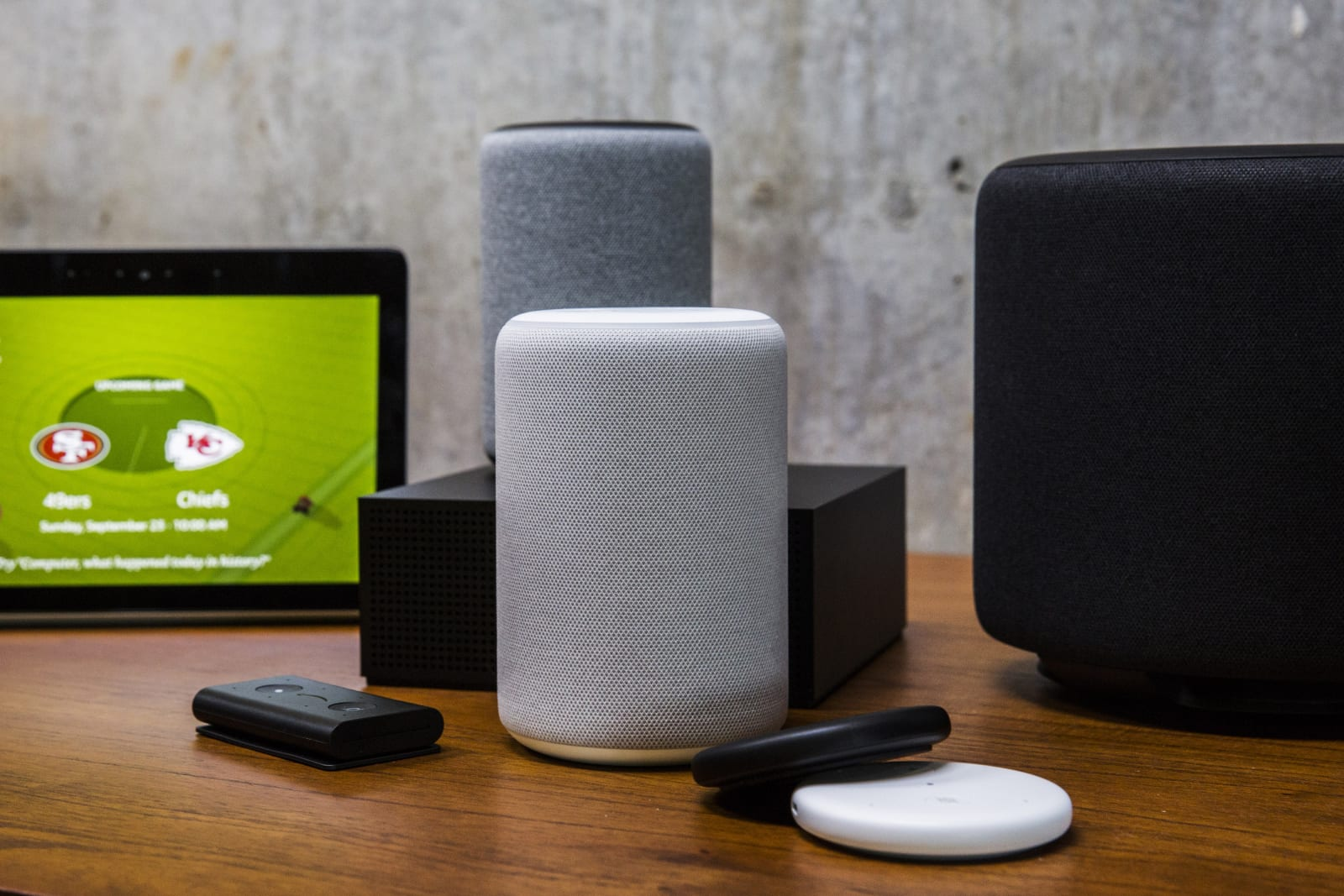 Amazon Inc. Unveils New Echo Products