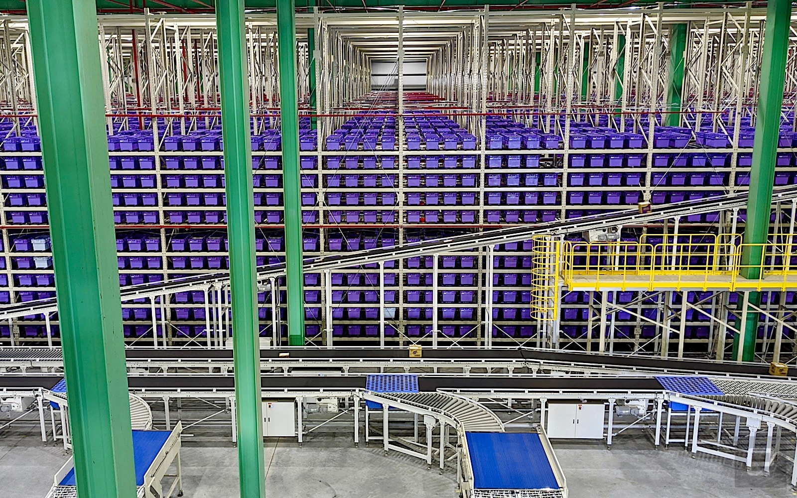 Yahoo TW AI fulfilment center