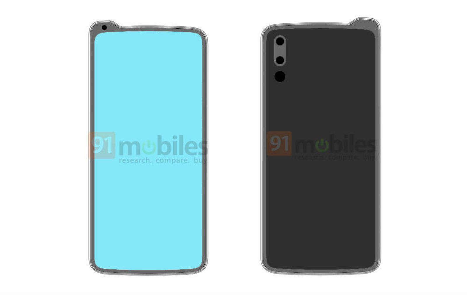Lenovo Xiaomi Patent