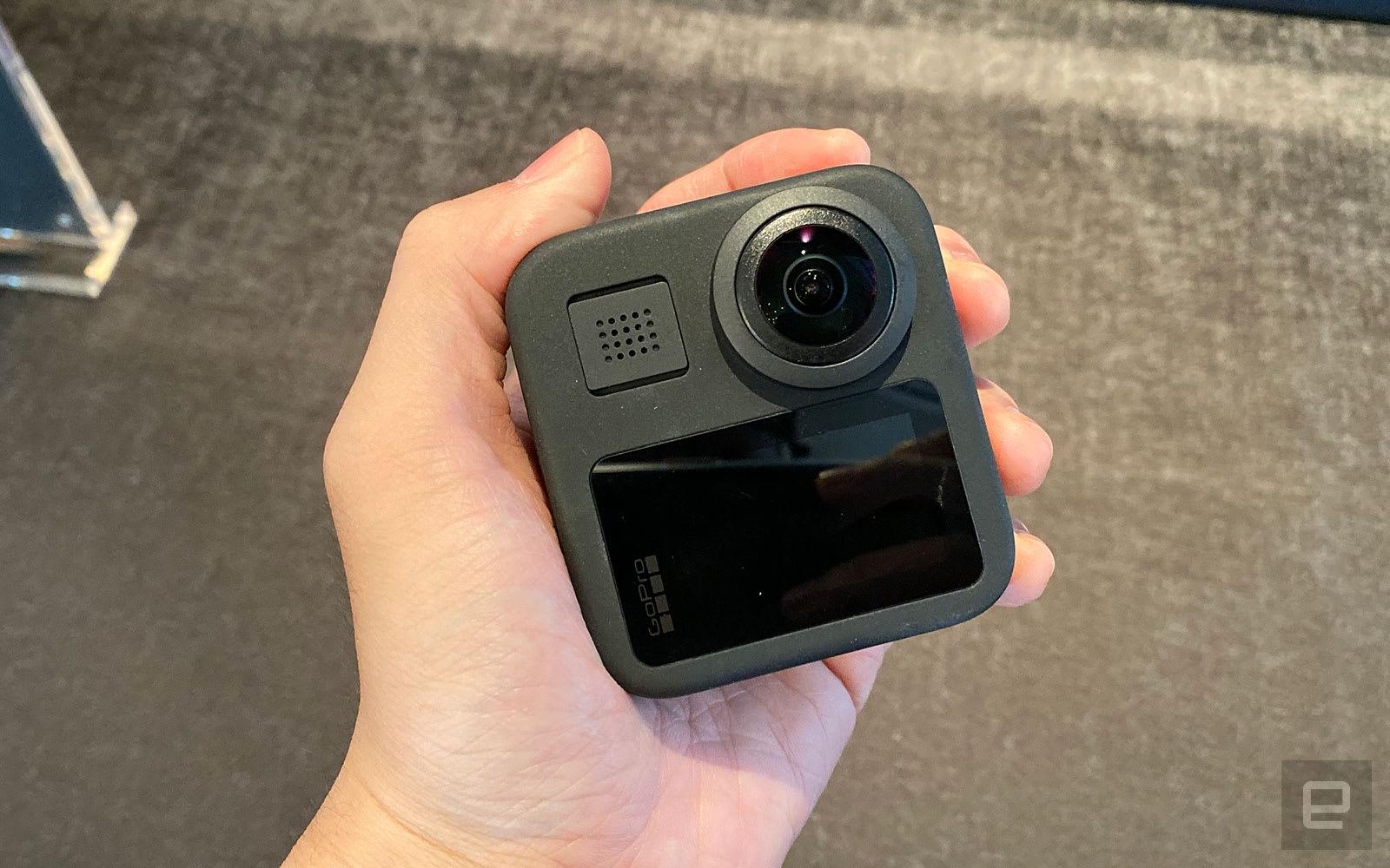 GoPro Hero 8 Black / GoPro Max 香港發佈會