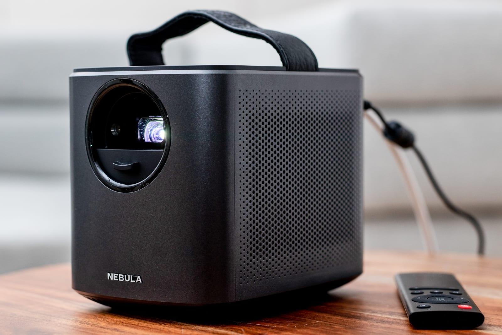 Portable mini projector