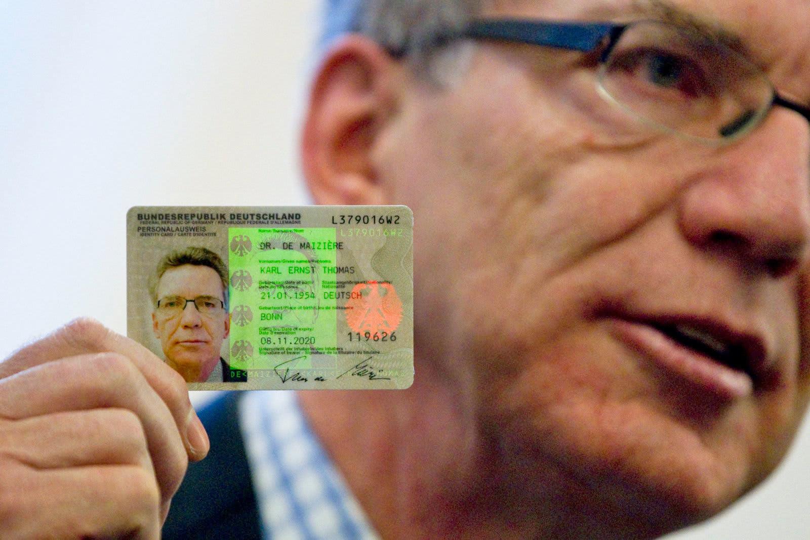 Germany ID Card