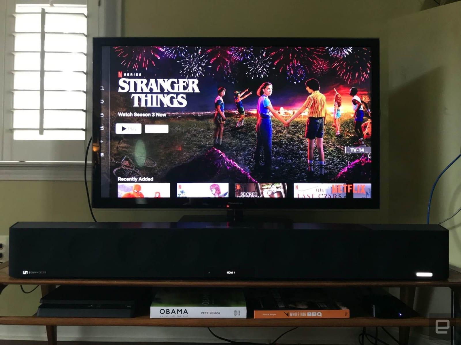 Sennheiser Ambeo Soundbar review