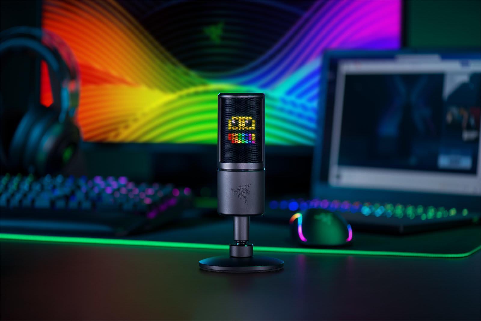 Razer RGB microphone