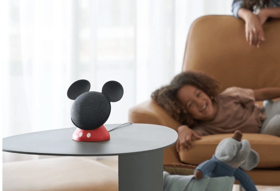 Mickey Mouse for Google Home Mini