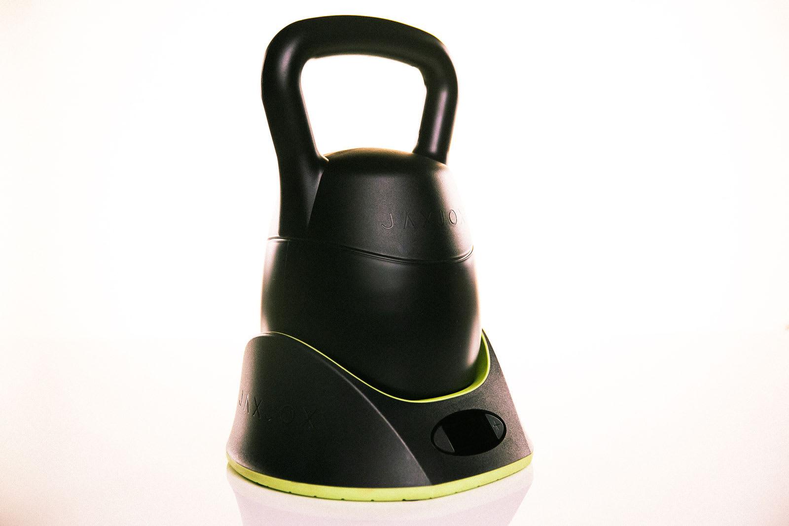JAXJOX smart kettlebell