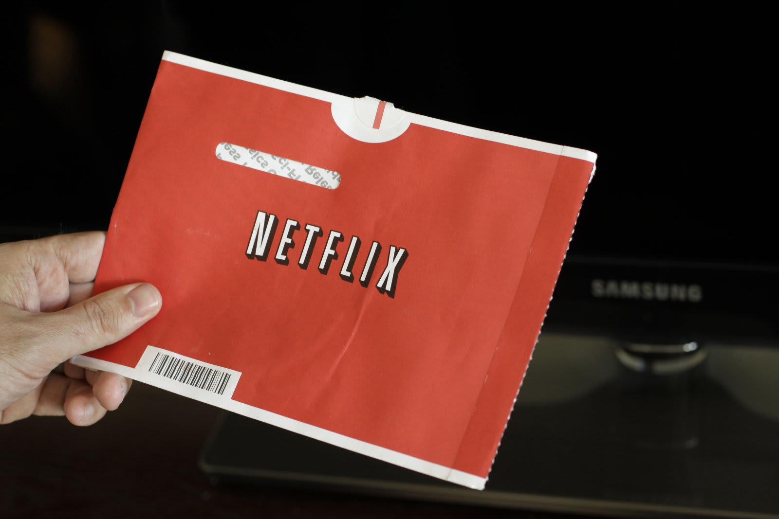 Netflix Disc