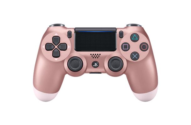 DualShock 4 Rose Pink