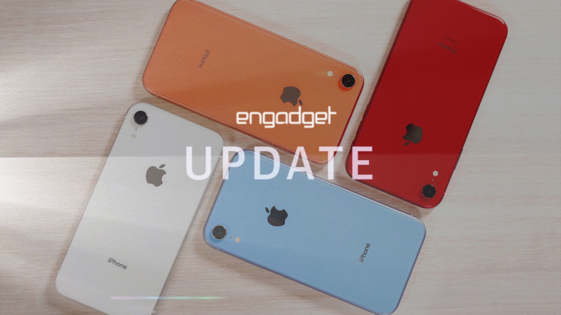 Engadget Update: iPhone XR