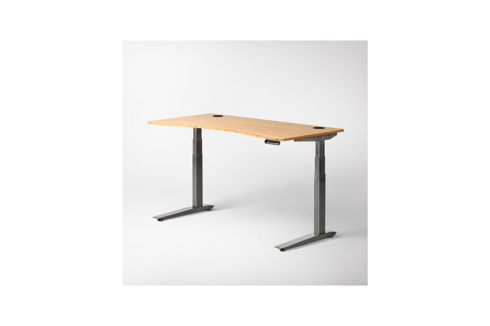 Fully Standing Desk and Home-Office Accessories