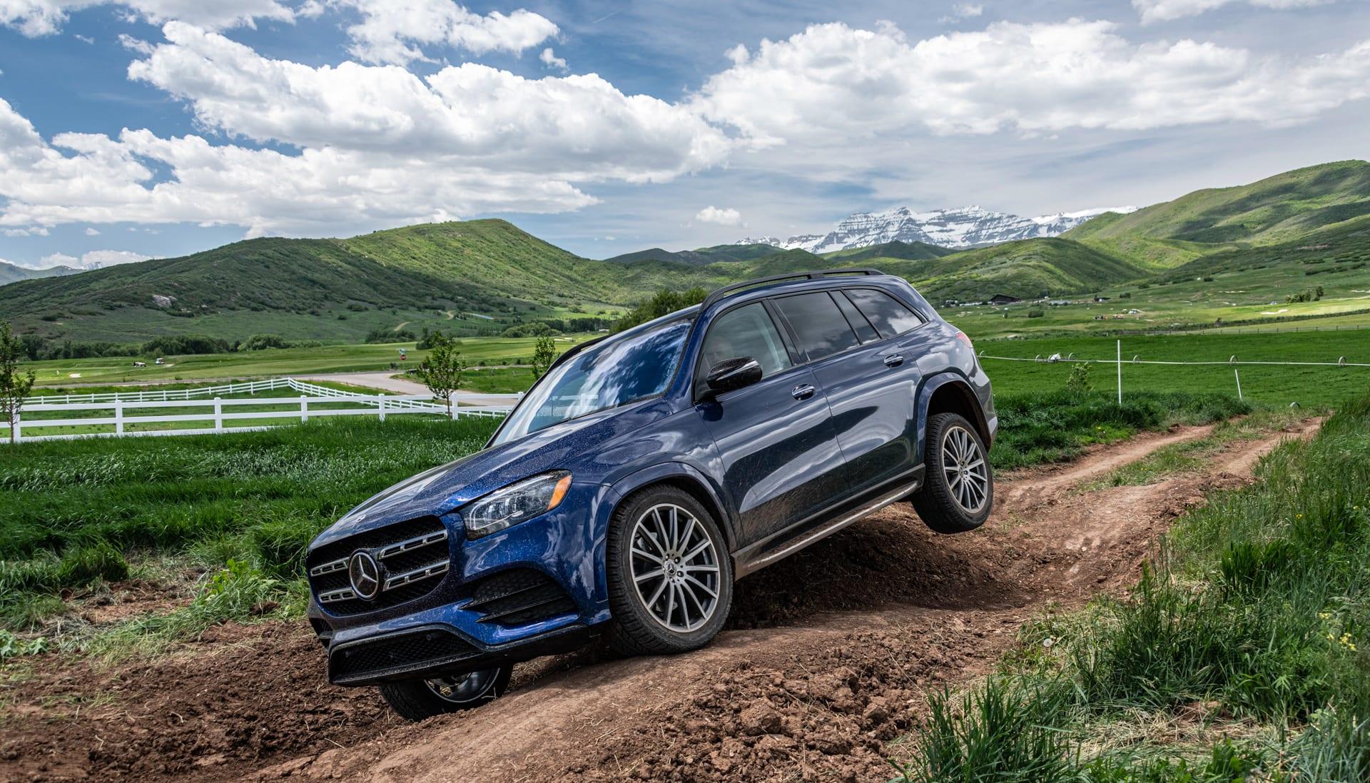 2020 Mercedes-Benz GLS first drive