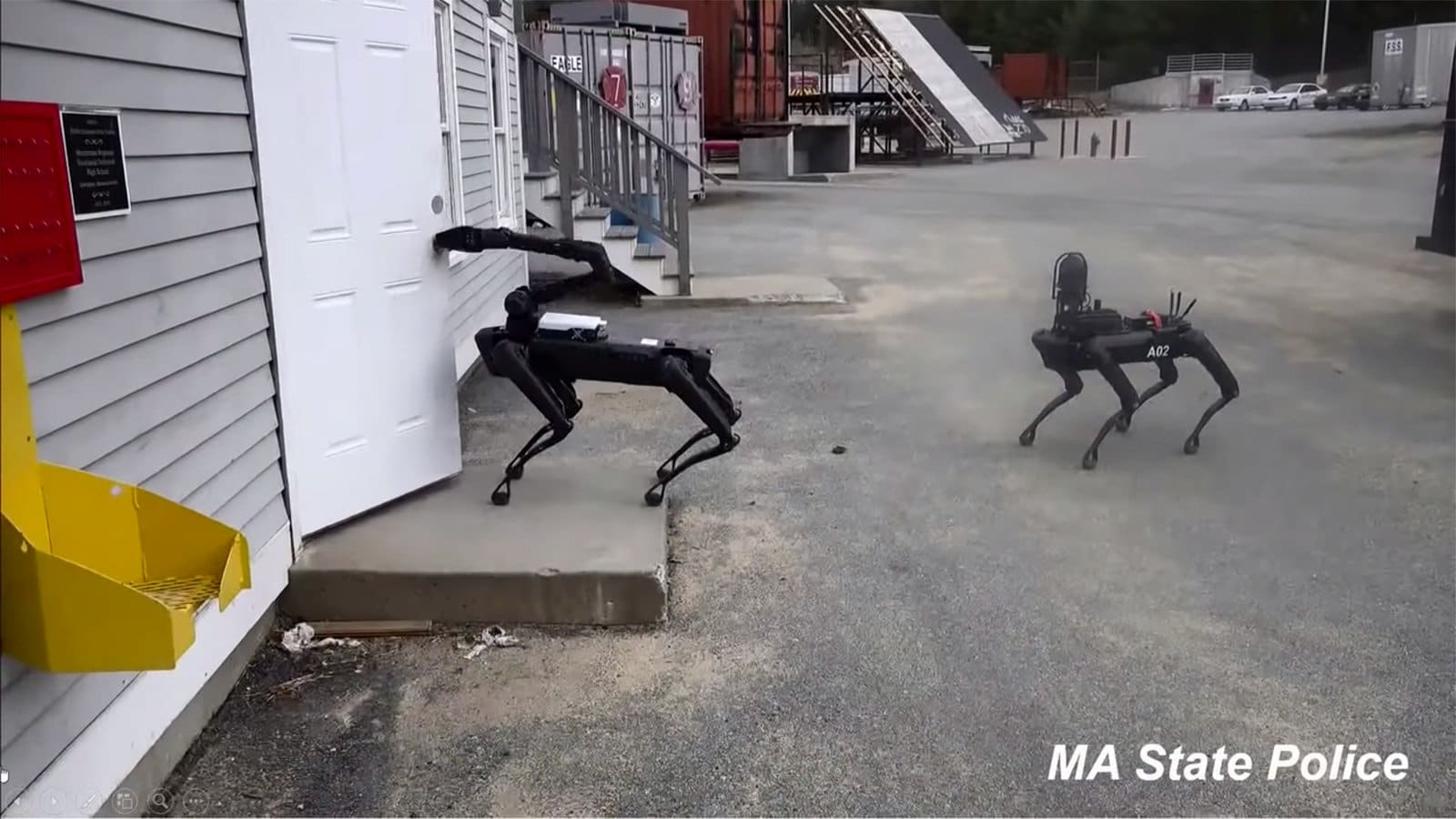 Boston Dynamics/MA State Police/TechCrunch