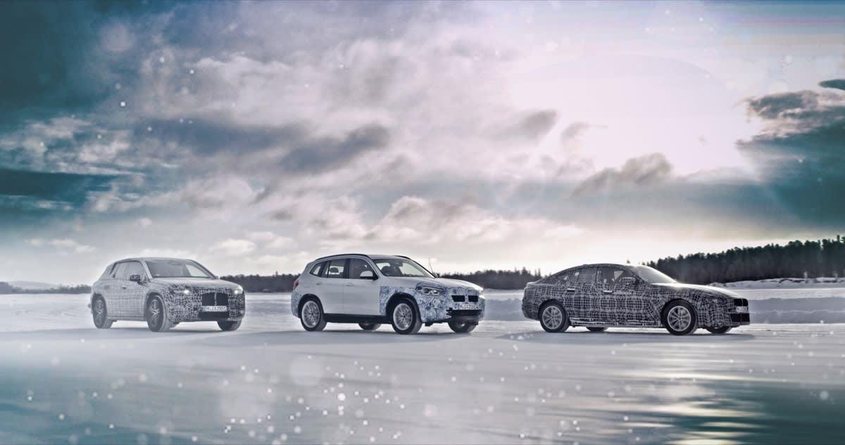BMW Aerodynamic Wheels